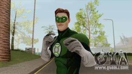 Green Lantern: Hal Jordan V1 for GTA San Andreas