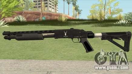 Shrewsbury Pump Shotgun GTA V V4 for GTA San Andreas