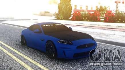 2010 Jaguar XFR for GTA San Andreas