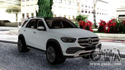Mercedes-Benz GLE for GTA San Andreas