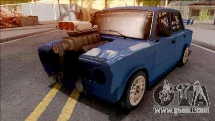 VAZ 2101 Drift Sleep for GTA San Andreas