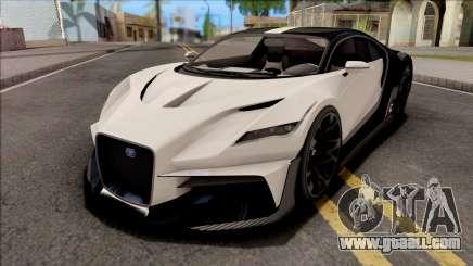 GTA V Truffade Thrax Stock for GTA San Andreas