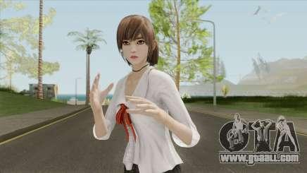 Miku Hinasaki for GTA San Andreas