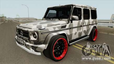 Mercedes-Benz G55 MAFIA AMG for GTA San Andreas