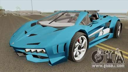 Pegassi Lampo X19 GTA V IVF for GTA San Andreas