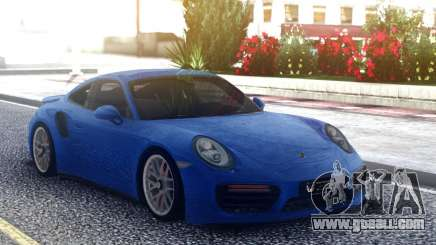 Porsche 911 Carrera S 2015 for GTA San Andreas