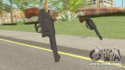 Insurgency SW Model 10 Revolver for GTA San Andreas