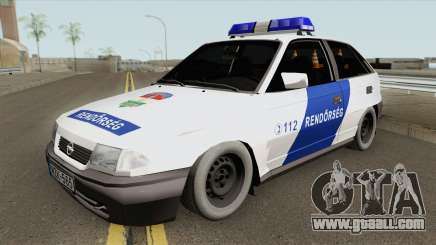 Opel F Astra Classic (Hungarian Police) V1 for GTA San Andreas