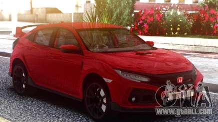 Honda Type R for GTA San Andreas