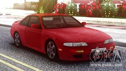 Nissan Silvia S14 Zenki 1994 for GTA San Andreas