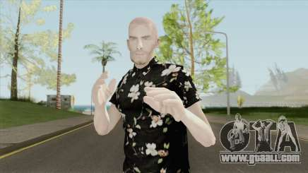 Adam Levine for GTA San Andreas