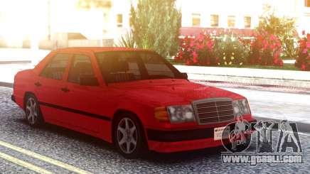 Mercedes-Benz W124 1-ST Generation LQ for GTA San Andreas