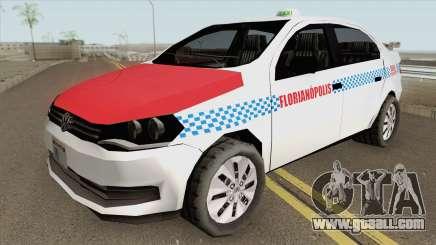 Volkswagen Voyage G6 Taxi Florianopolis for GTA San Andreas