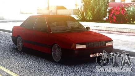 Audi 80 Red for GTA San Andreas