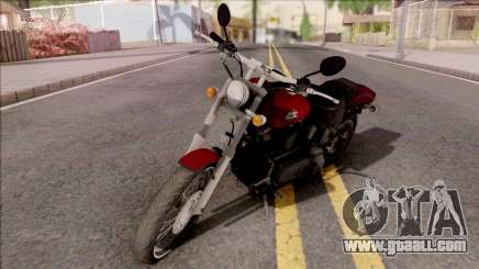 Harley-Davidson FXSTB 1998 Night Train for GTA San Andreas