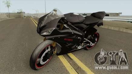 Yamaha R6 Custom 2008 for GTA San Andreas