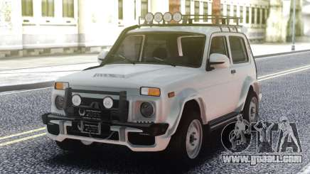 VAZ-2121 for GTA San Andreas