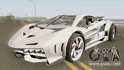 Pegassi Lampo X19 GTA V for GTA San Andreas