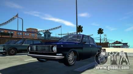 GAZ 24 Low Classic for GTA San Andreas