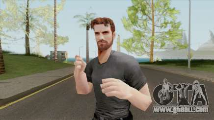 New Male01 for GTA San Andreas