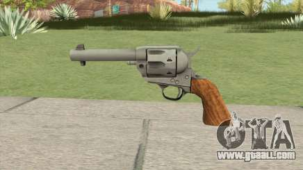 Colt Peacemaker Revolver for GTA San Andreas