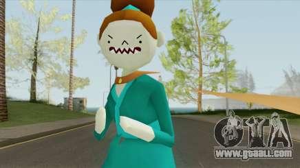 Maja (Adventure Time) for GTA San Andreas