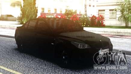 BMW M5 E60 09KZ for GTA San Andreas