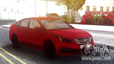 Hyandai Sonata 2016 for GTA San Andreas