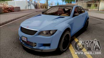 GTA V Ubermacht Sentinel for GTA San Andreas