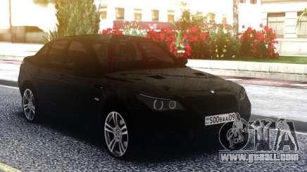 BMW M5 E60 Black Edition for GTA San Andreas