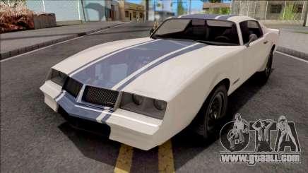 GTA V Imponte Phoenix for GTA San Andreas
