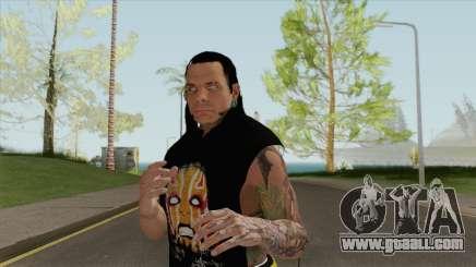 Jeff Hardy (WWE2K18) V2 for GTA San Andreas