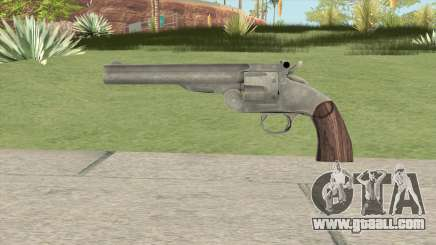 Smith And Wesson Model 3 Schofield for GTA San Andreas