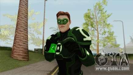 Green Lantern: Hal Jordan V2 for GTA San Andreas