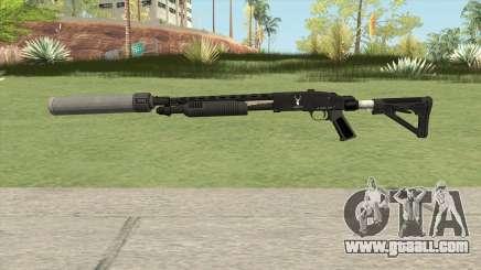 Shrewsbury Pump Shotgun GTA V V3 for GTA San Andreas