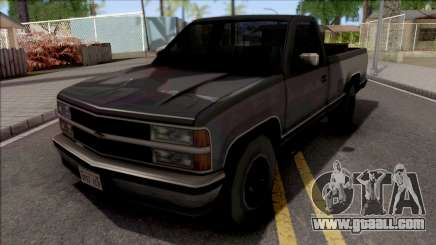 Declasse Yosemite SA Style for GTA San Andreas