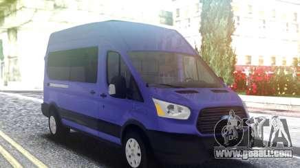 Ford Transit 2020 for GTA San Andreas