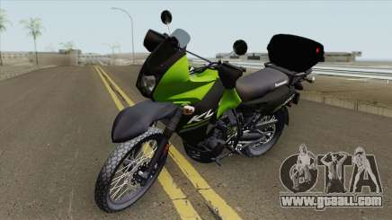 Kawasaki KLR 650 for GTA San Andreas