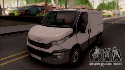 Iveco Daily Mk6 Van for GTA San Andreas