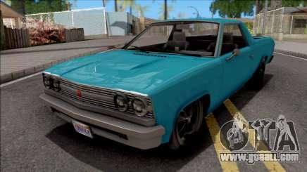 GTA V Cheval Picador for GTA San Andreas