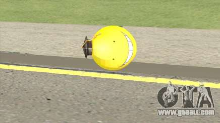 Korosensei Grenade (Yellow) for GTA San Andreas
