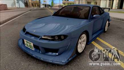 Nissan Silvia S15 GP Sport Initial D Fifth Stage for GTA San Andreas