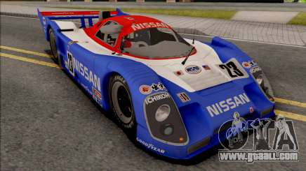 Nissan R91CP 1991 for GTA San Andreas
