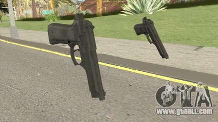 Insurgency Beretta M9 for GTA San Andreas
