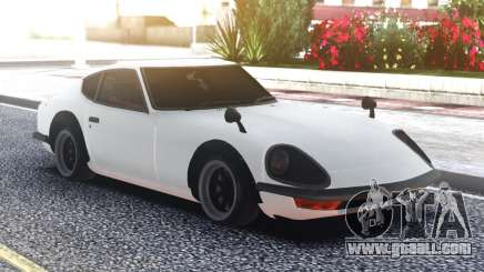 Datsun 240Z with a 2JZ motor for GTA San Andreas