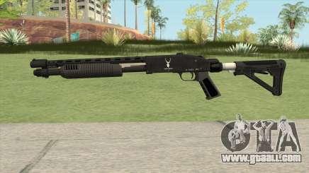 Shrewsbury Pump Shotgun GTA V V1 for GTA San Andreas