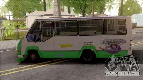 Chevrolet Alfa Microbus for GTA San Andreas