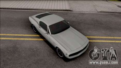 Equus Bass 770 2017 for GTA San Andreas