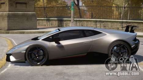 Lamborghini Performante 17 for GTA 4