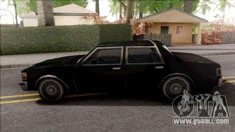 Declasse Brigham for GTA San Andreas